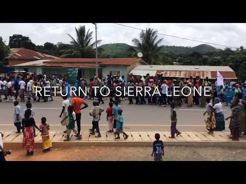 Return to Sierra Leone