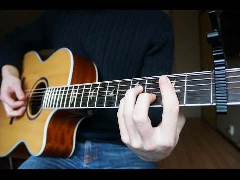 Adele - Hello - Guitar Cover | Mattias Krantz
