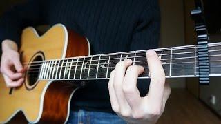 Adele - Hello - Guitar Cover   Mattias Krantz