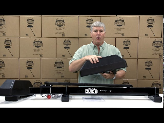 How to Assemble the EasyGuide Float System