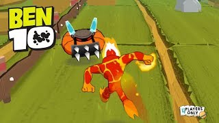 Ben 10: Up to Speed #42 | Turn into the fiery HEATBLAST & Use His Powers!