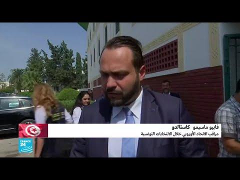 مراقب أوروبي.. ماذا قال عن الانتخابات التونسية الرئاسية؟  - نشر قبل 2 ساعة