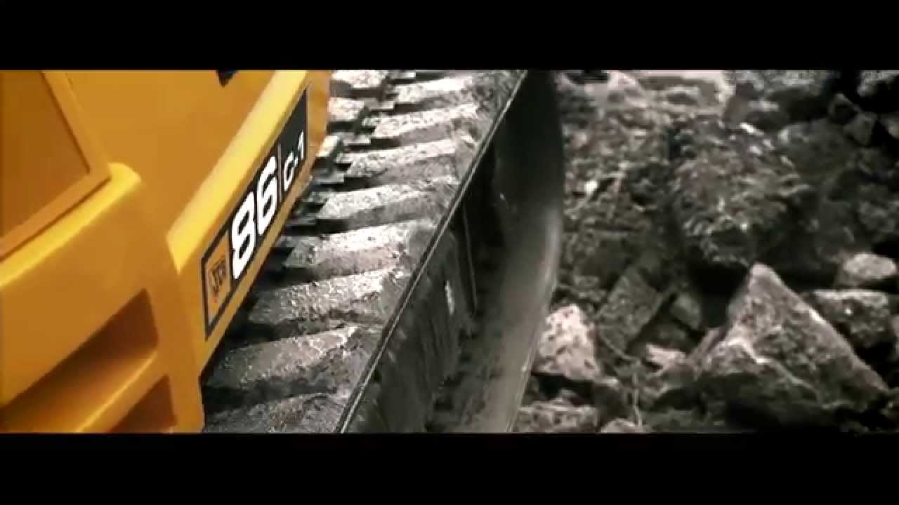 JCB Experience: The new generation 85Z-1 & 86C-1 excavators in action