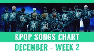 Download [TOP 30] K-Pop Songs Chart - December 2016 (Week 2) Mp3