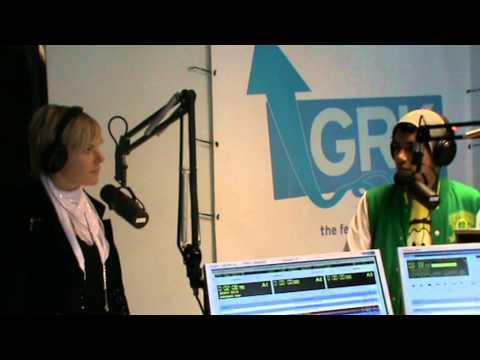 Jeronimo op bezoek bij Radio GRK - deel 1