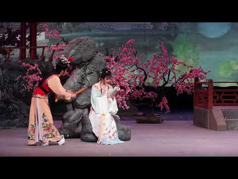 "Extract from Yue Opera ""A Dream of Red Mansions"" 