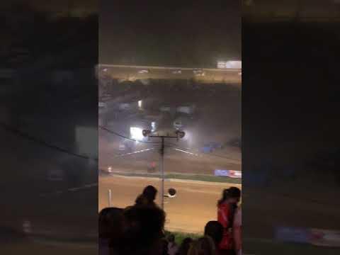Fog at Wythe Raceway pt 1.