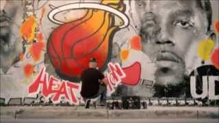 Miami Heat 2014-2015 Player Intro Video
