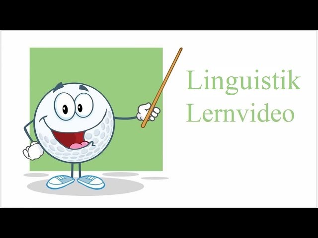 Semantische Rollen ? Linguistik Lernvideo