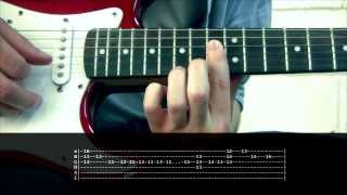 Guitar Lesson: Kan Gao -  For River - To the Moon Theme / With tabs