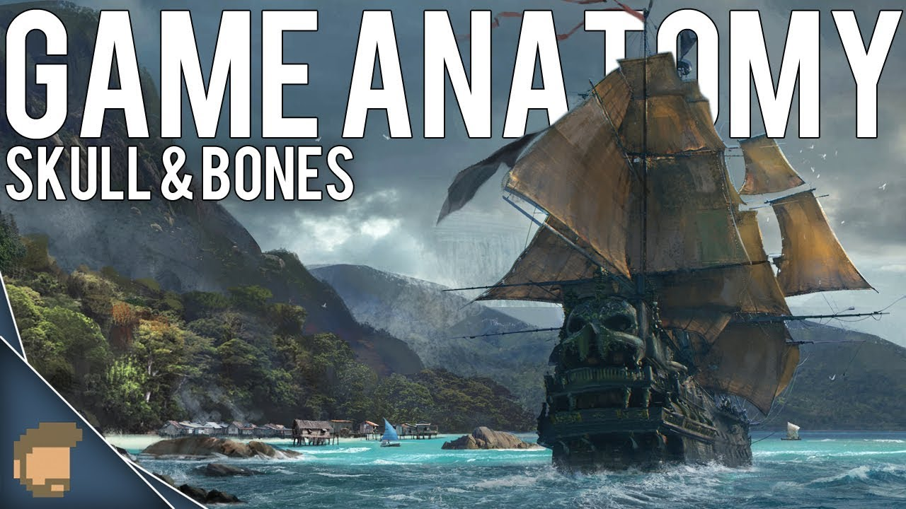 IMMERSION & WATER TECHNOLOGY IN SKULL & BONES // Game Anatomy ...