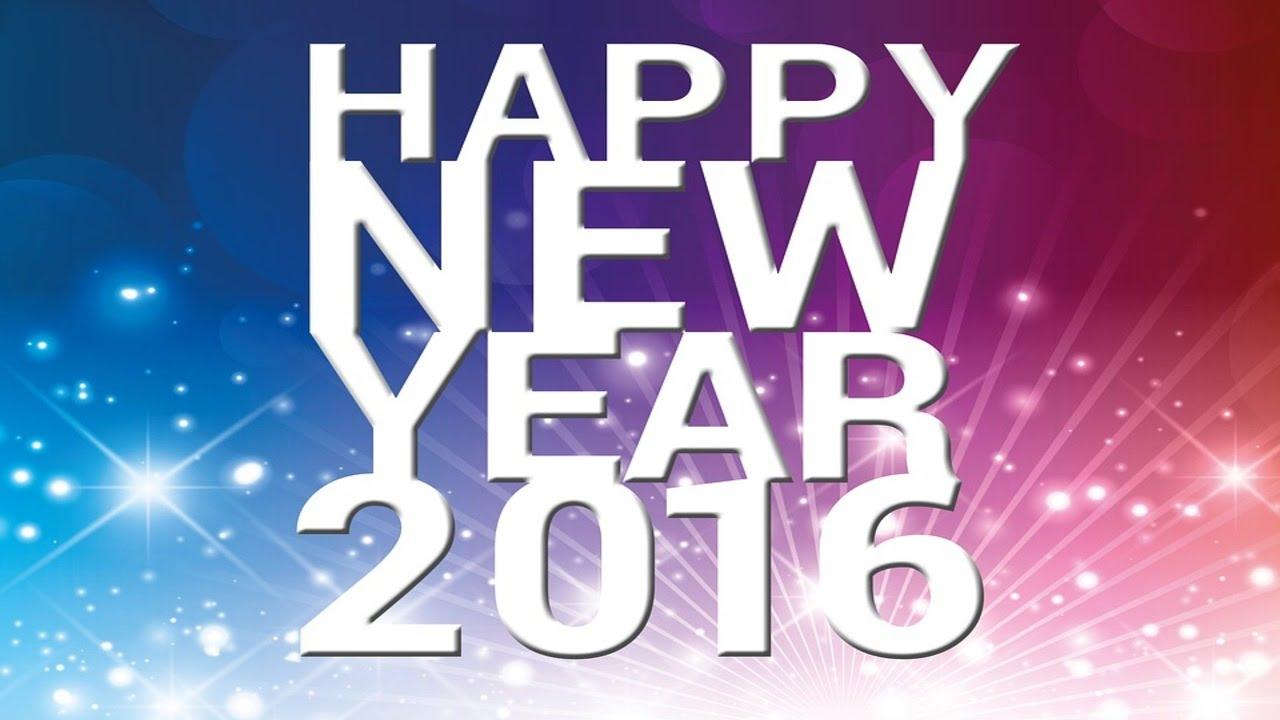Kata Kata Ucapan Selamat Tahun Baru 2016 YouTube