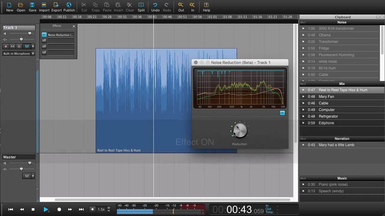 Hindenburg Journalist keeps making my favorite audio editor even