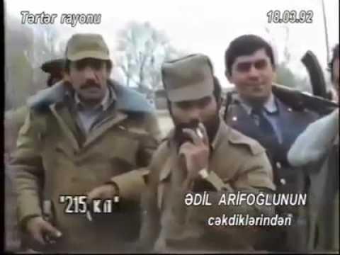 mərhum General Rasim Musayev   1992 ci il Tərtər Batalyonu
