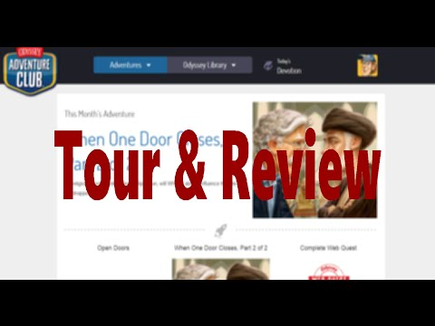 Tour & Review of the Odyssey Adventure Club