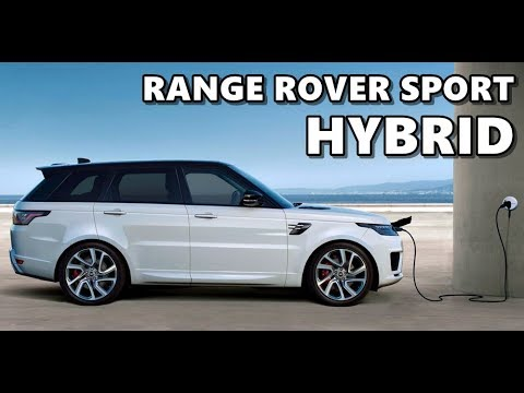 range rover sport hybrid 2018 highlights features youtube. Black Bedroom Furniture Sets. Home Design Ideas