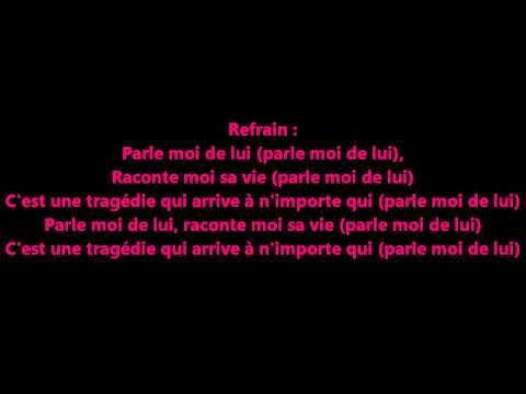 Zhina Feat L'émeute Parle Moi de Lui [PAROLES]