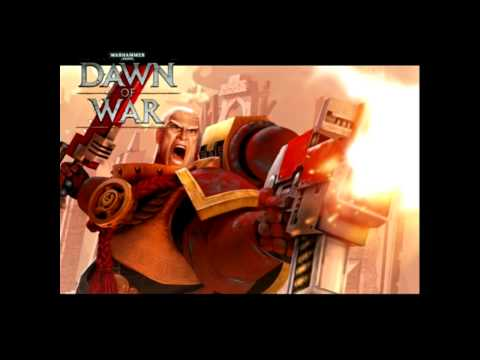 Gaybriel Angelos real lines from dawn of war