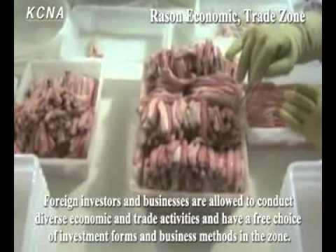 Rason Economic, Trade Zone