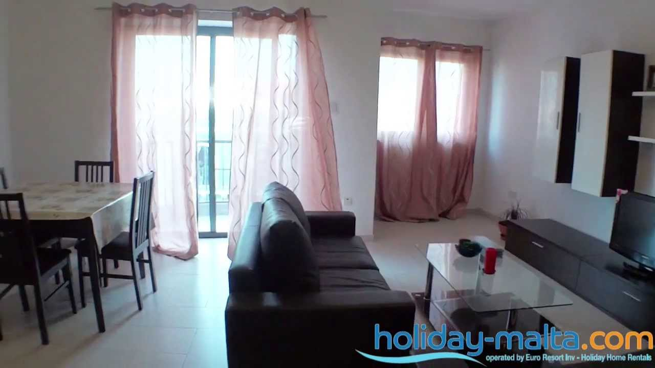 Swieqi Apartment In Malta, To Rent For Holidays, Short Lets, Long Lets  Holiday Malta.com 175)
