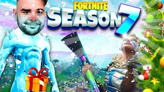 Fortnite : New Battle Pass and New Snow Zone