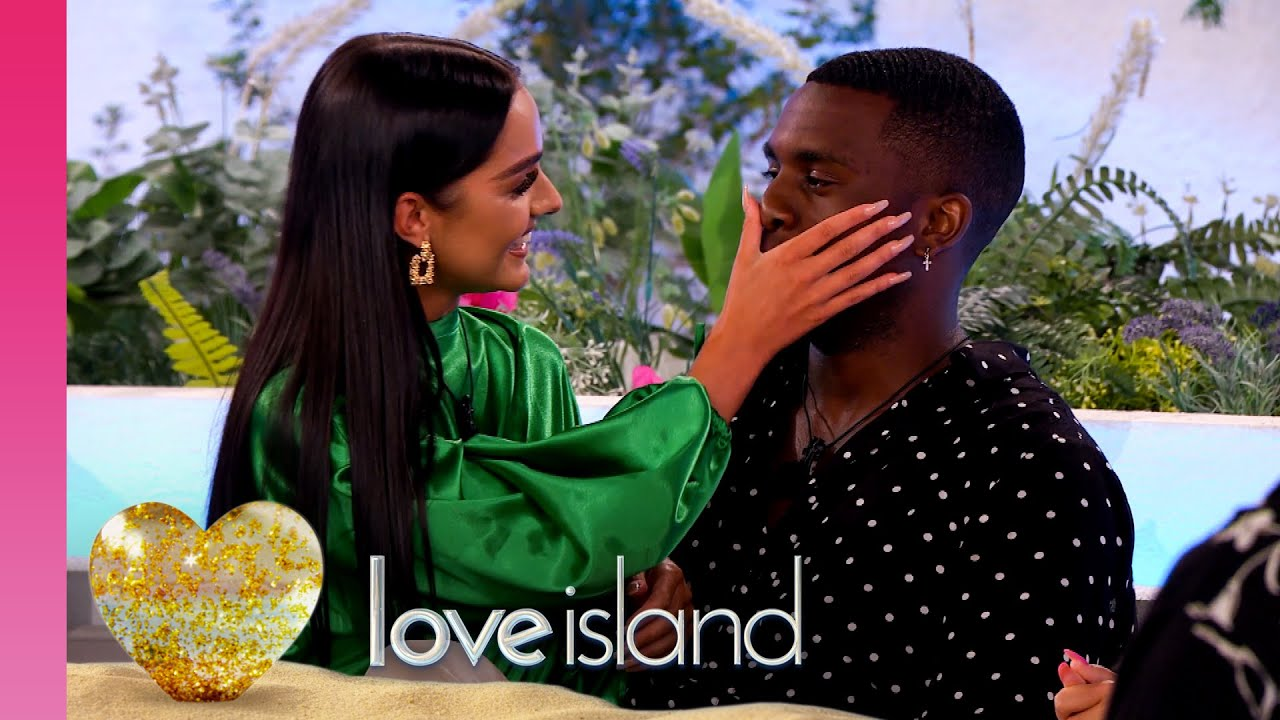 Download Siânnise and Luke T are reunited ❤️   Love Island Series 6