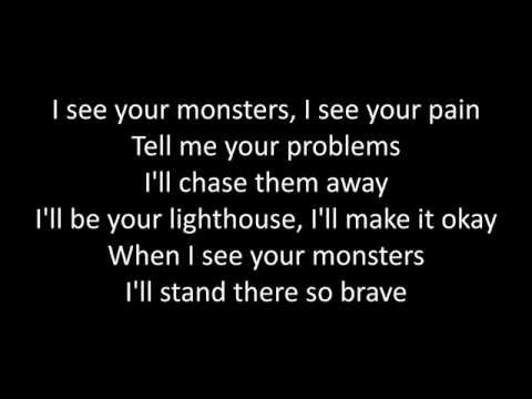 Timeflies - Monsters Ft Katie Sky Lyrics