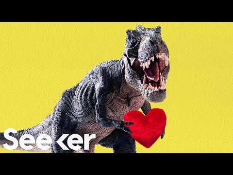 Was the T. Rex More of a Lover Than a Fighter?