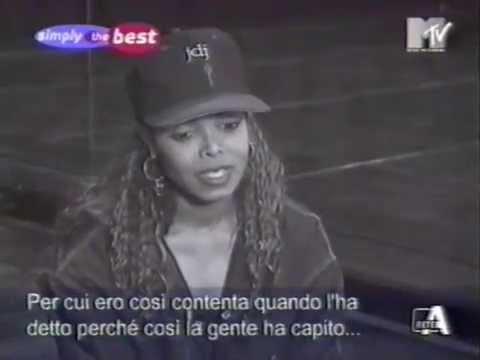 Janet Jackson talks about Michaels skin disease '93