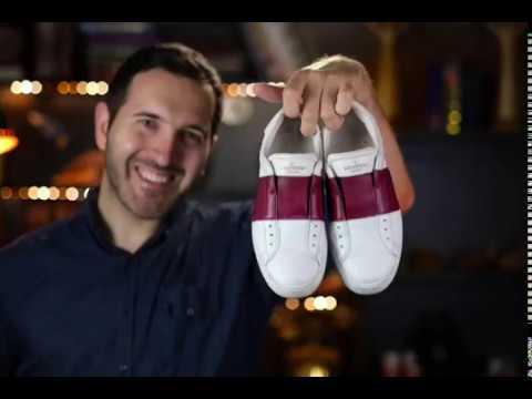Как нужно ухаживать за белыми кроссовками