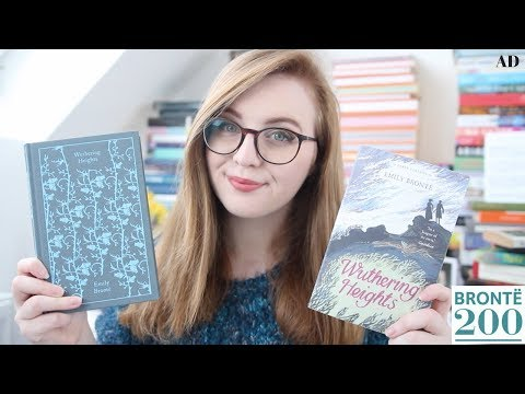 WHY I LOVE WUTHERING HEIGHTS | Brontë Book Club