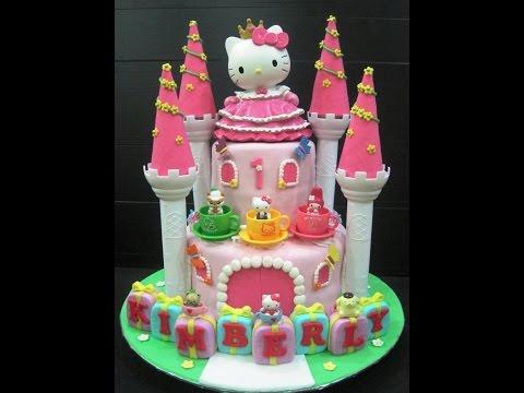 cake photos haul tesco asda ebay hello kitty birthday cakes
