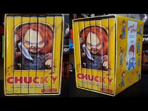 Chucky Box set