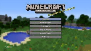 Minecraft Xbox 360 Ediтion - Tu11 Survival Gameplay