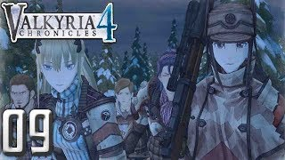 [9] Valkyria Chronicles 4 PC Gameplay Walkthrough - Ch. 7 A March in the Snow