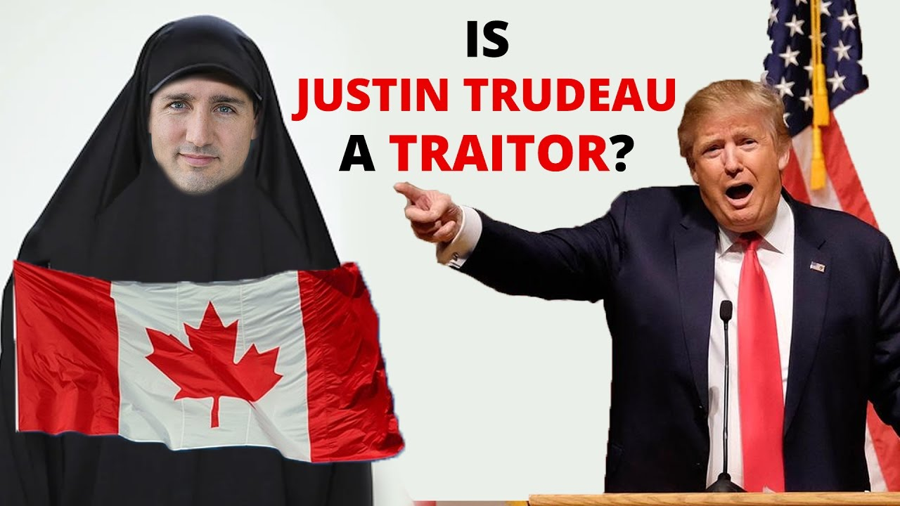 Sandra Solomon Says Traitor Justin Trudeau Is Muslim