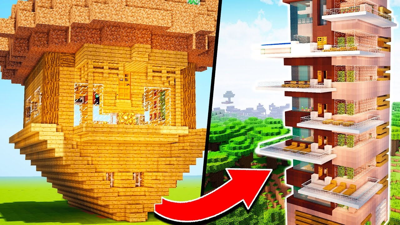 Best Ways To Improve Your Minecraft House