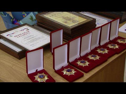 Лучших юристов наградили в Белгороде