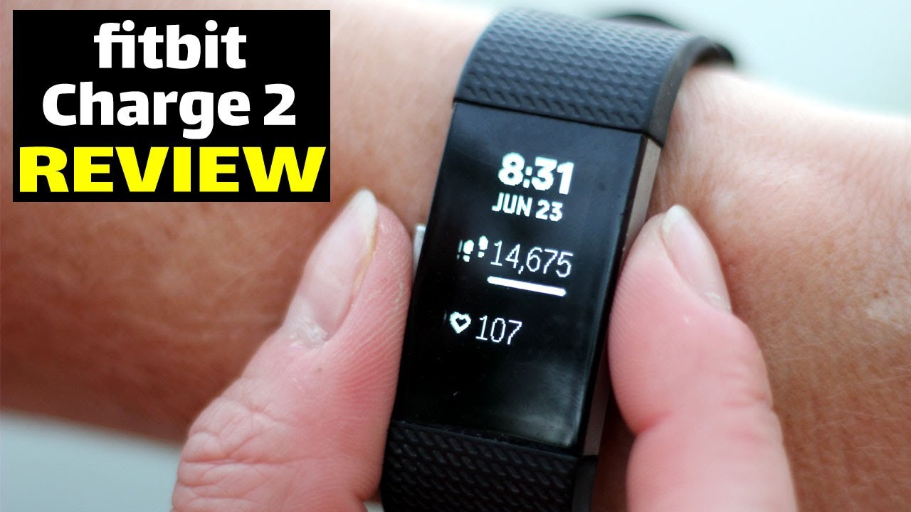 Fitbit Charge 2 Review - YouTube