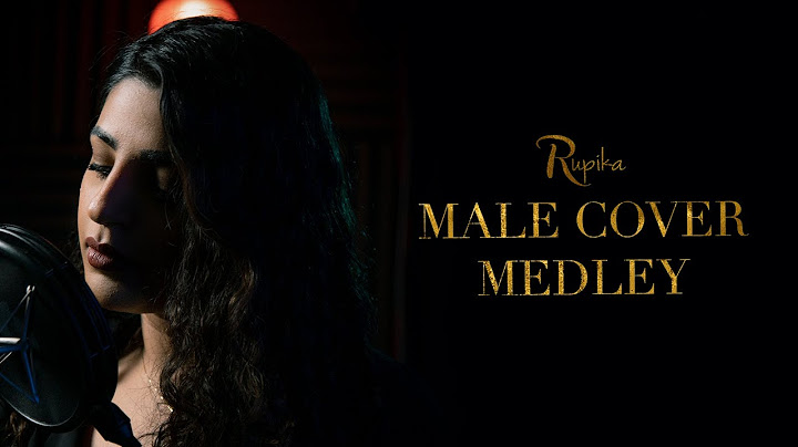 rupika  male medley female cover  official video  music by sp