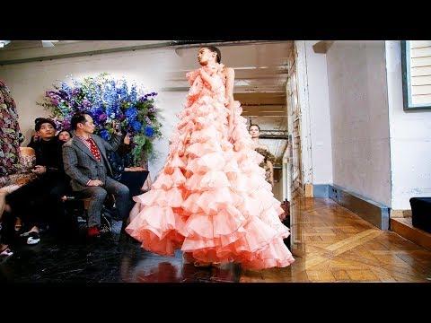 Giambattista Valli | Spring/Summer 2020 | Paris Fashion Week