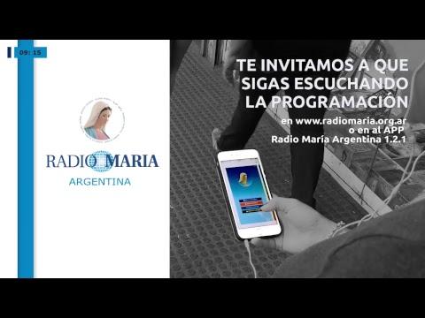 La Catequesis por Radio María Argentina
