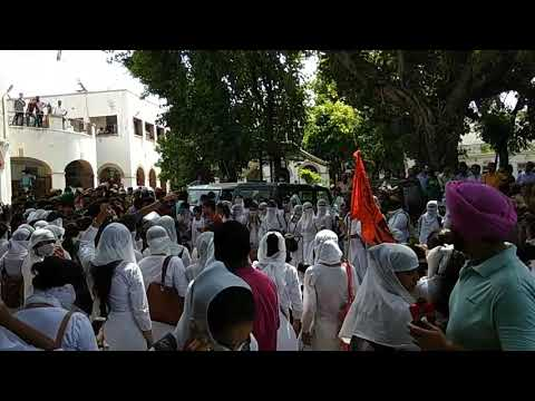 Protest against PRINCIPAL, Women College Parade Jammu at dc office | awesome girls | DC office Jammu