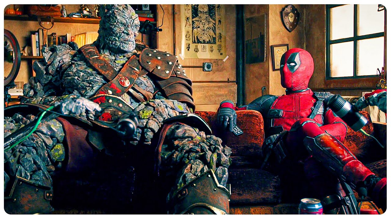 Download DEADPOOL 3 Teaser - Deadpool and Korg React to FREE GUY (NEW 2021)
