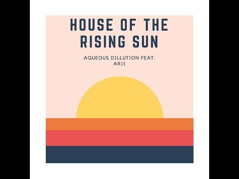 The Animals - House Of The Rising Sun (Alex Kislov Remix Feat. Arii)