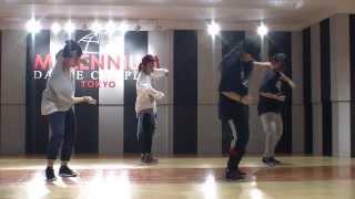 Mary -Choreography Vol.2- at Millennium Japan