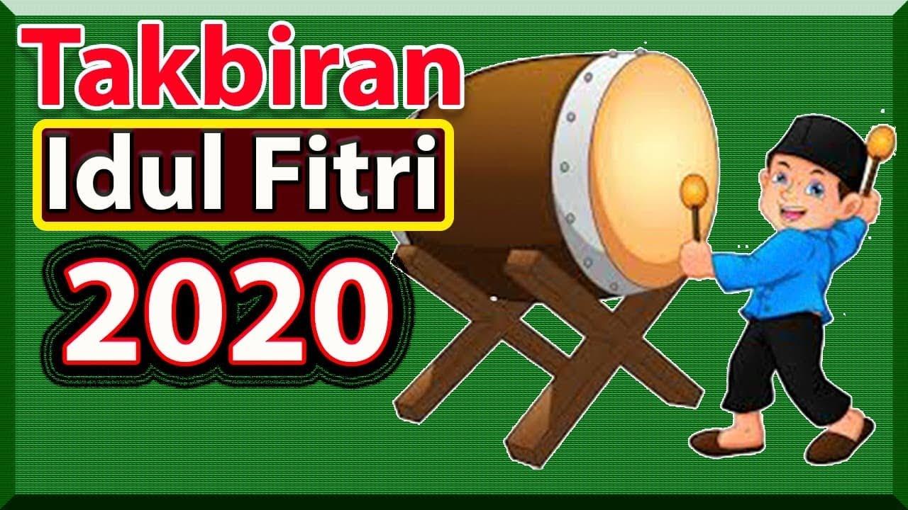 TAKBIRAN MERDU IDUL FITRI 2020 | GEMA TAKBIR 2020