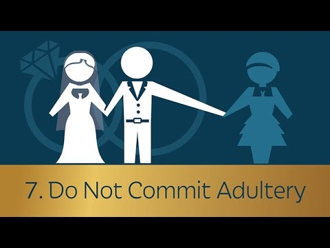 7  Do Not Commit Adultery