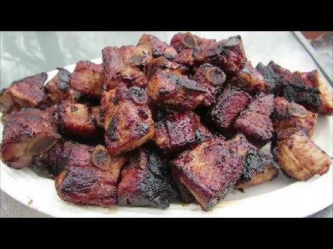 Best recipe for pork riblets