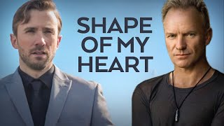 Sting - Shape of My Heart - Peter Hollens & Naturally 7